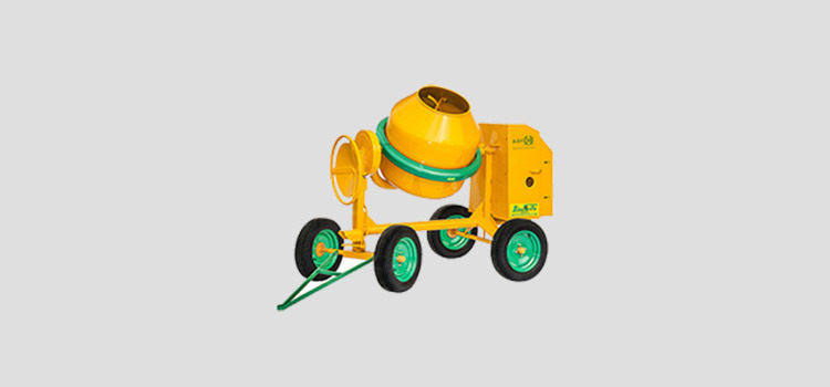towable cement mixers