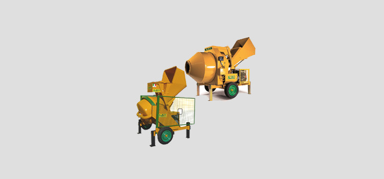 hydraulic cement mixers