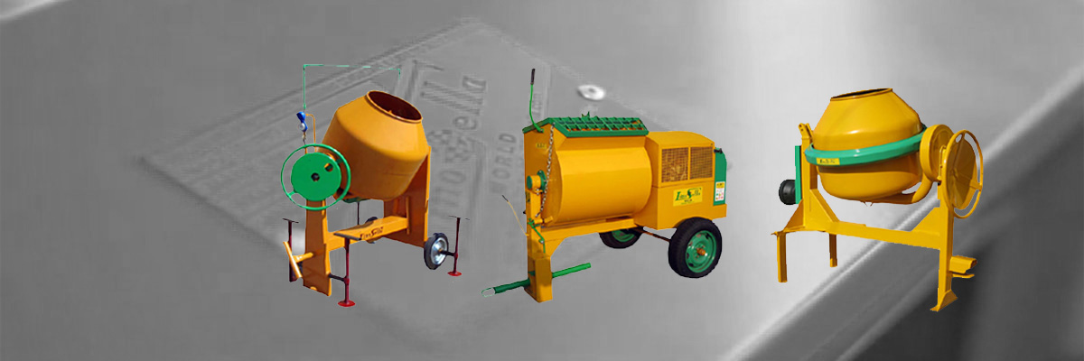 SPECIAL CEMENT MIXER