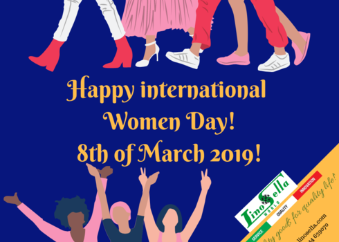 Happy International Women Day 2019!